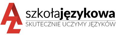 logo AZ szkoła językowa